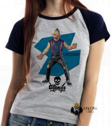 Blusa Feminina Goonies Sloth chocolate