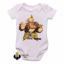 Roupa  Bebê  Steve Magal