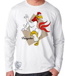 Camiseta Manga Longa Frangolino
