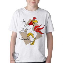 Camiseta Infantil Frangolino