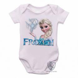 Roupa  Bebê Frozen Elsa