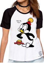 Blusa  feminina Pica Pau Chilly willy