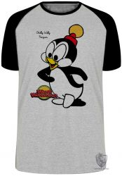 Camiseta Raglan Pica Pau Chilly willy
