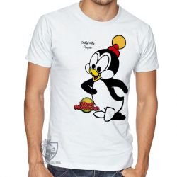 Camiseta Pica Pau Chilly willy