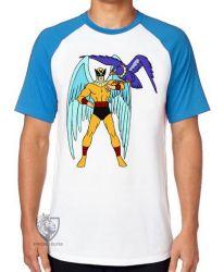 Camiseta Raglan Hanna Barbera Birdman