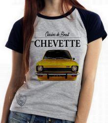 Blusa Feminina Chevette amarelo