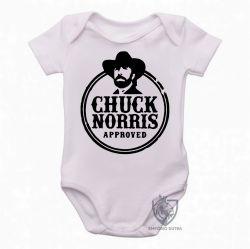 Roupa Bebê Chuck Norris Caubói