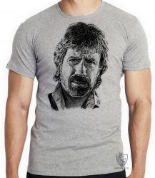 Camiseta Chuck Norris face