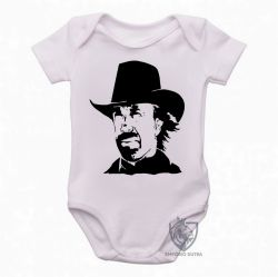 Roupa Bebê Chuck Norris Texas Ranger