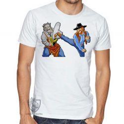 Camiseta Chuck Norris Massacre