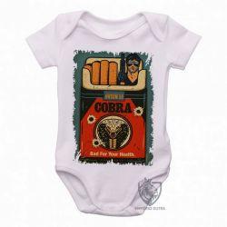 Roupa Bebê  Cigarro Cobra