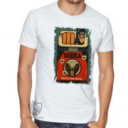 Camiseta Cigarro Cobra
