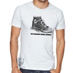 Camiseta Clássico nunca morre