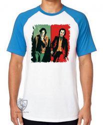 Camiseta Raglan  Coringa novo