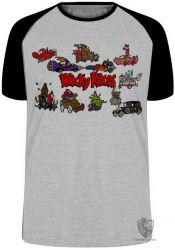 Camiseta Raglan Corrida Maluca