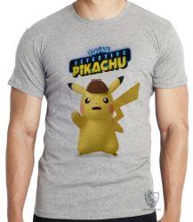 Camiseta  Detetive Pikachu