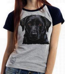Blusa Feminina  Labrador Preto