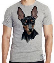 Camiseta Infantil Pinscher