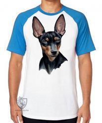 Camiseta Raglan Pinscher
