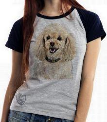 Blusa Feminina Poodle