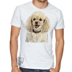 Camiseta Poodle