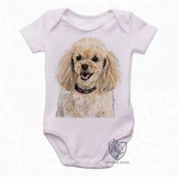 Roupa Bebê Poodle