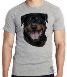Camiseta Rottweiler língua
