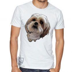 Camiseta Shih-tzu fofo