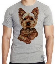 Camiseta Yorkshire