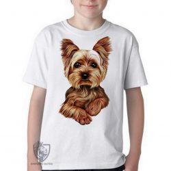 Camiseta Infantil Yorkshire