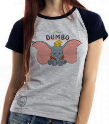 Blusa Feminina Dumbo desenho