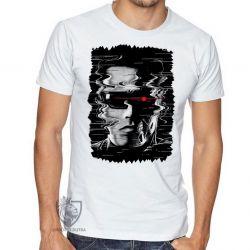 Camiseta Exterminador do Futuro 1984