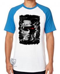 Camiseta Raglan Exterminador do Futuro 1984