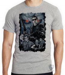 Camiseta Exterminador do Futuro II