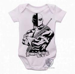 Roupa  Bebê Deathstroke