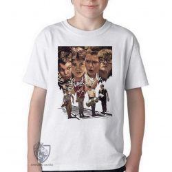 Camiseta Infantil Conta Comigo