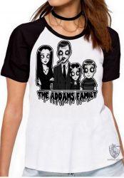 Blusa Feminina A Família Addams  II