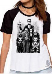 Blusa Feminina A Família Addams  III