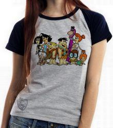 Blusa Feminina  Flinstones desenhado