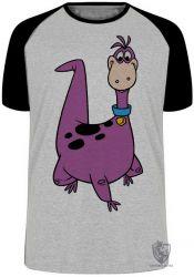 Camiseta Raglan  Flinstones Dino