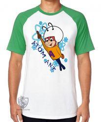 Camiseta Raglan  Formiga Atômica II