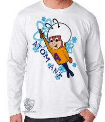 Camiseta Manga Longa  Formiga Atômica II
