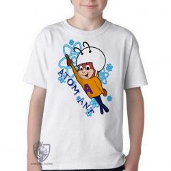 Camiseta Infantil  Formiga Atômica II