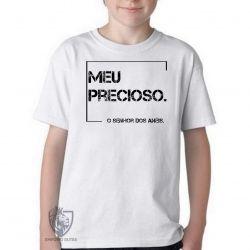 Camiseta Infantil Meu precioso