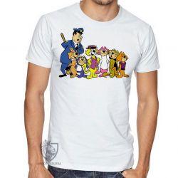 Camiseta  Gato Manda Chuva turma