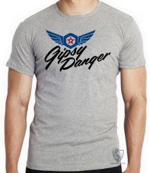 Camiseta Infantil Gipsy Danger