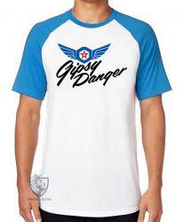 Camiseta Raglan Gipsy Danger