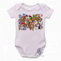 Roupa  Bebê   Hanna Barbera personagens II