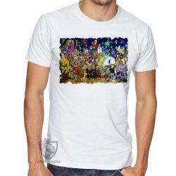 Camiseta  Hanna Barbera personagens III