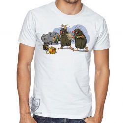 Camiseta  Hanna Barbera Irmãos Rocha